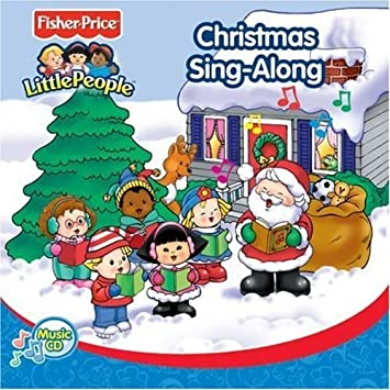 Little People Fisher Price - Fisher-Price Christmas Sing-Along ...