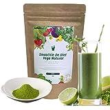 スムージーデダイエットべジナチュラル 野菜酵素352種MIX グリーンスムージー (抹茶味)