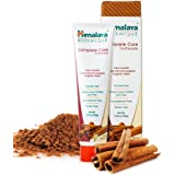 Himalaya Botanique Complete Care Toothpaste, Simply Cinnamon, Plaque Reducer for Brighter Teeth and Fresh Breath, 5.29 oz