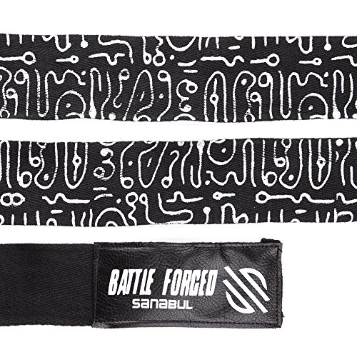 Sanabul Battle Forged Professional 180 inch Hand Wraps – DiZiSports Store