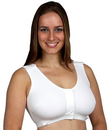 b33de69aaf3 Amazon.com: Gentle Touch Post-Surgical Surg-Ease Bra #471-V XXXLarge ...