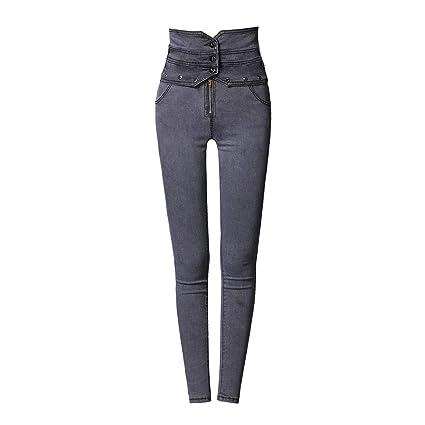 Mujer Vaqueros Slim, Skinny Pantalones Jeans2028 Stretch ...