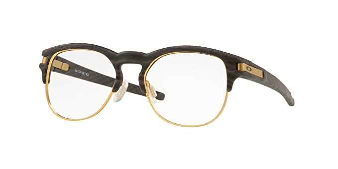 b21ac4cccbcdb Image Unavailable. Image not available for. Color  Oakley LATCH KEY OX8134-813405  Eyeglasses WOODGRAIN 50mm
