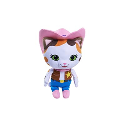 Disney Sheriff Callie's Wild West Plush 12 inch (Callie): Toys & Games