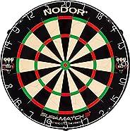 Nodor SupaMatch Bristle Dartboard