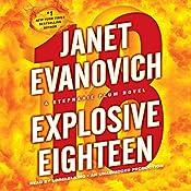 Explosive Eighteen: A Stephanie Plum Novel | Janet Evanovich