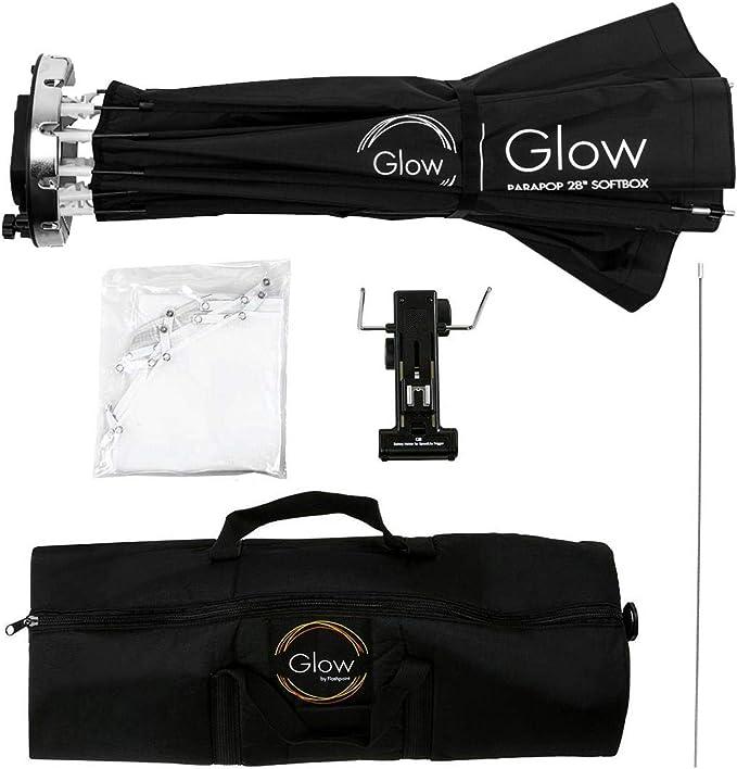 Glow Parapop Tragbare Softbox Kamera