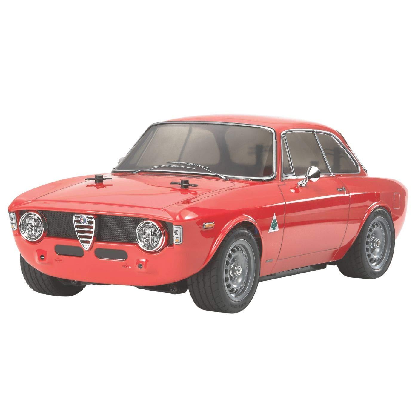 Tamiya America, Inc 1/10 Alfa Romeo Giulia Sprint Kit: M06, TAM58486