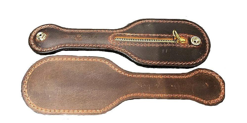 Mean Gene Leather メンズ B07KPPTCC8 クレイジーホース(Crazy Horse)