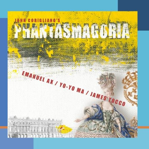 Cover of Corigliano: Phantasmagoria