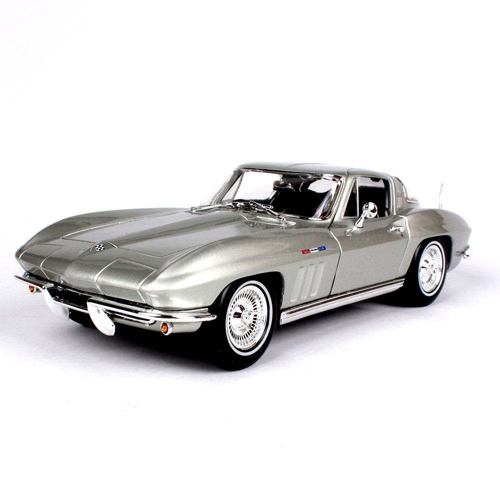 Penao 1965 Chevrolet Corvette Simulation Legierung Automodell, Auto Verzierungen, Verhältnis 01:18