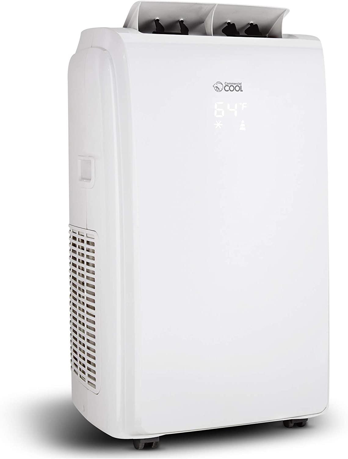 Commercial Cool CPT14HW6 Portable unit Air Conditioner, White