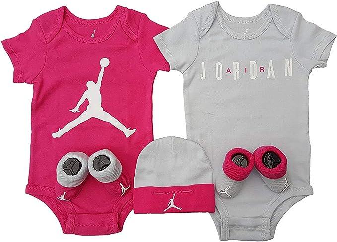 NIKE Set Boy/'s Baby Infant Newborn 3 6 9 Months Bodysuit Pants
