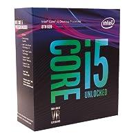 Intel BX80684I58600K Processor 8th Gen Core i5-8600K