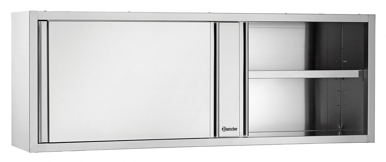 Pared del armario con puertas correderas, 1400x400x660 - Bartscher 314145: Amazon.es: Industria, empresas y ciencia