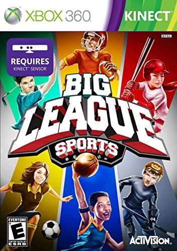 Big League Sports for Kinect - Xbox - San Outlet Center Diego