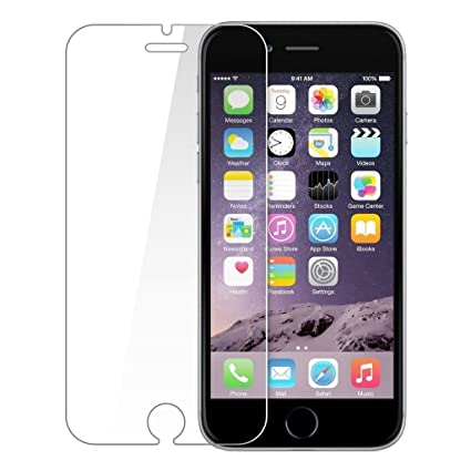 PES 0 3mm Pro+ Tempered Glass Screen Protector Packaging Kit For Apple  iPhone 6 / Apple iPhone 6S