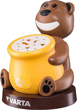 Varta 17500 Linterna frontal para niños: Amazon.es: Bricolaje y ...