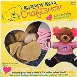Colorbok Build A Bear Kit, Honey Cub Rock Star