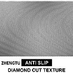 ZHENGTU Multipurpose Textured Super Strong Anti-Slip Eva Mat – for Fridge, Bathroom, Kitchen, Drawer, Shelf Liner, Size…