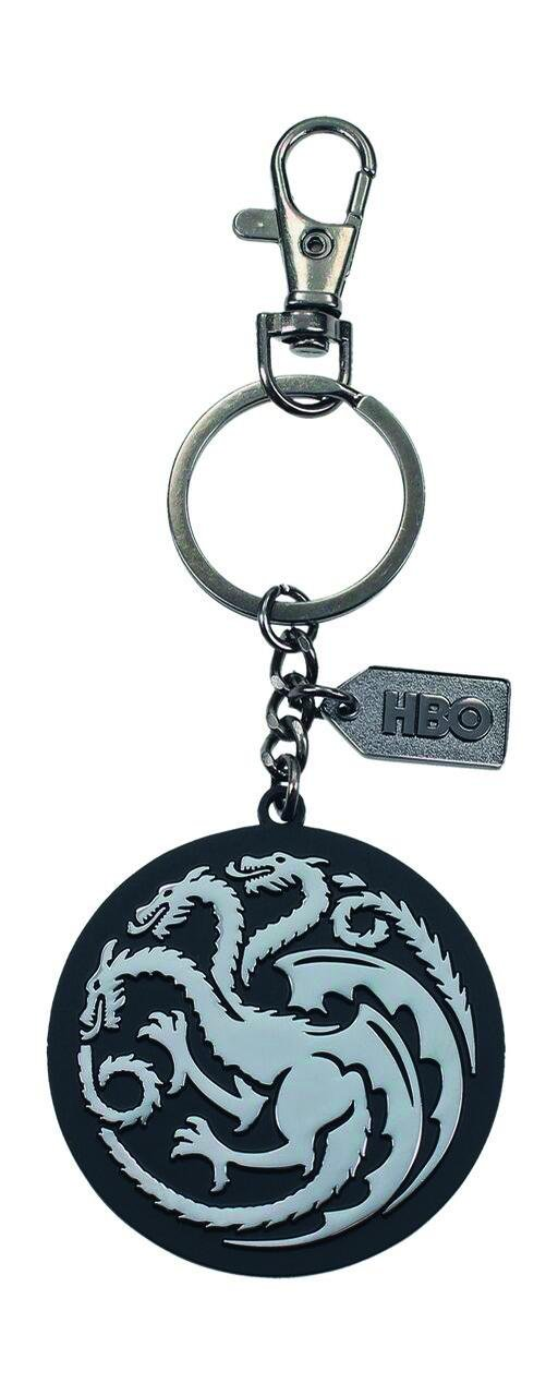 Llavero/Clip de Bolso Game of Thrones - Logotipo de la Casa ...
