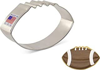 """product image for Ann Clark Cookie Cutters Football Cookie Cutter, 3.5"""""""