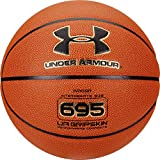 Under Armour 695 Indoor Basketball, Intermediate Size 6