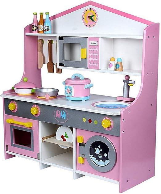 Kid Workbench DIY Set Toy Cocina de juguete Juego de cocina ...