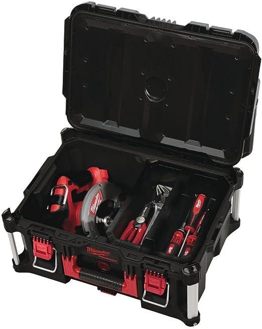 Milwaukee Packout - Caja de herramientas (tamaño 2): Amazon.es: Bricolaje y herramientas