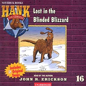The Case of the Blinded Blizzard Audiobook