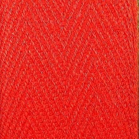 """0,5/"""" Cinta de algod/ón Kraftz/® de 12 mm rollo de 50 metros tipo espiga para manualidades y costura"""