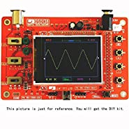 "JYE DSO138 Digital Oscilloscope Kit 2.4"" TFT Handheld Pocket-size DIY Parts Electronic Learning Set"