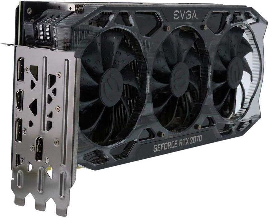 EVGA GeForce RTX 2070 FTW3 Ultra Gaming 8GB GDDR6, iCX2 & RGB LED Model 08G-P4-2277-KR