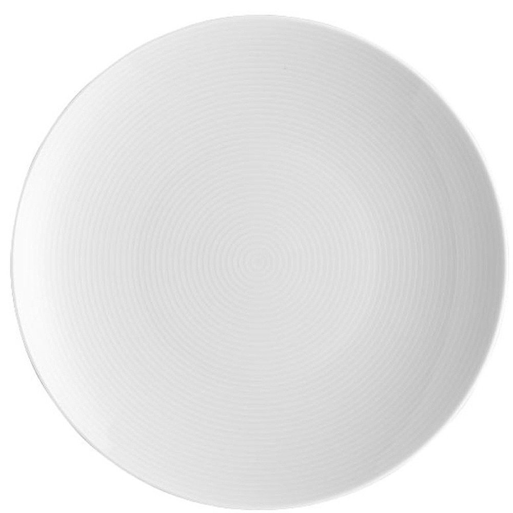 Thomas Loft Set Of 6Dinner Plates, 22cm, White
