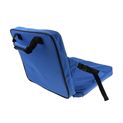 Portable Folding Mat Seat Padded Cushion Waterproof Camping Picnic Chair