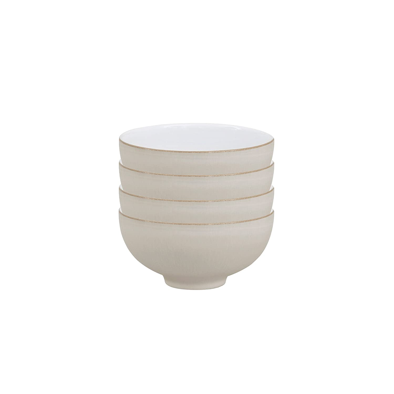 Denby USA Natural Canvas 4PC Placesetting CNV-100T