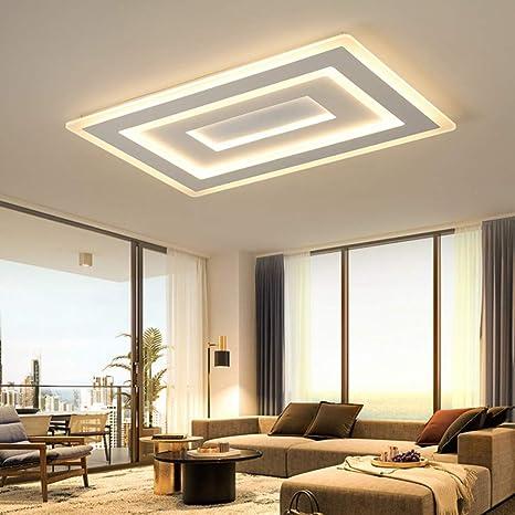Luminaria Led luces de techo para sala de estar Habitación ...