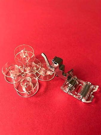 Ersatzteile Haushaltsgeräte 10 Kunststoffspulen für W6