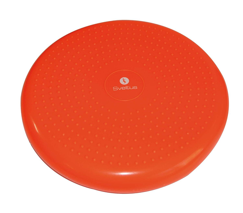 env Sveltus Base /à Picots Orange en Boite Adulte Unisexe 33 cm diam