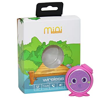 Amazon.com: My Pet Mini Altavoz Bluetooth para niños Rico ...