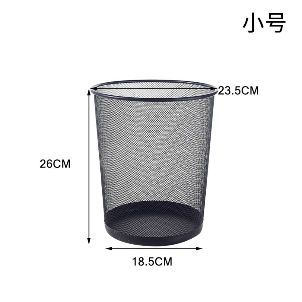 PEIISFUGB innovative household trash office trash bin kitchen room toilet trash bin no cover paper baskets-A YAFDSTJVSE