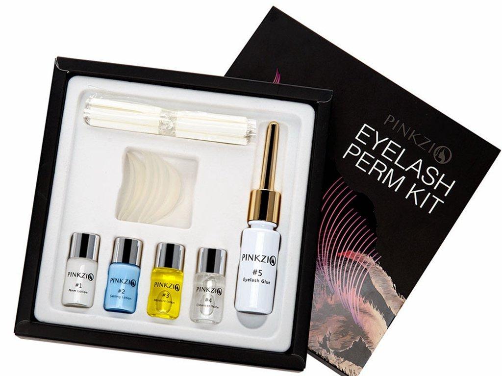 Eyelash Perm Kit PINKZIO lash Lift Kit For Professional Use, Salon Lash lift Eyelash Perming kit. Lash Lift Start Kit