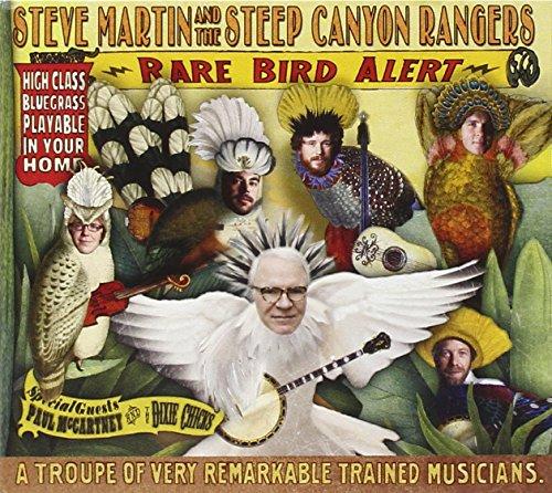 Rare Bird Alert (Steve Martin Cd)