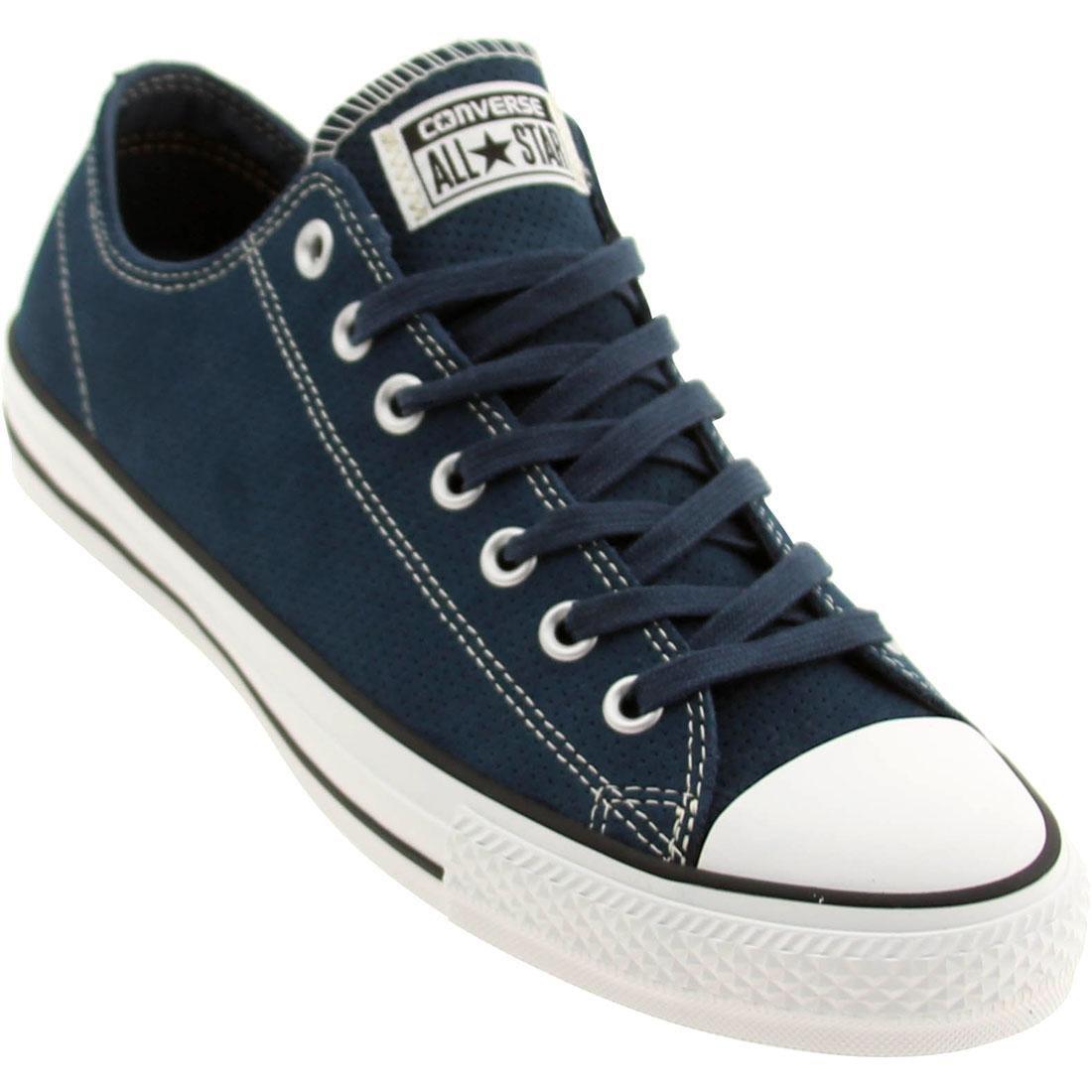 994427a908ec3b Converse Men Chuck Taylor All Star Pro Ox (Navy Moonlight   White)   Amazon.ca  Shoes   Handbags