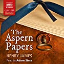 The Aspern Papers Audiobook by Henry James Narrated by Adams Sims