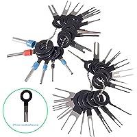 Konesky 36 piezas Pins Terminals Removal Tools Auto