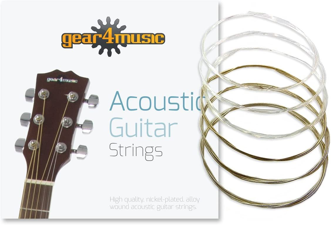 Pack de Guitarra Clasica Deluxe Single Cutaway de Gear4music ...