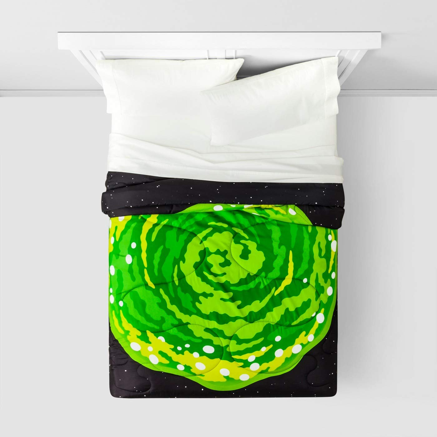 Franco Rick and Morty Full/Queen Comforter