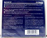 Sony CD-RW CD ReWritable Multi Speed 1X 2X 4X 650 MB