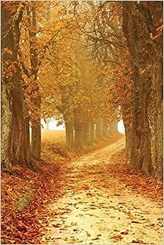 Autumn Trees Notebook